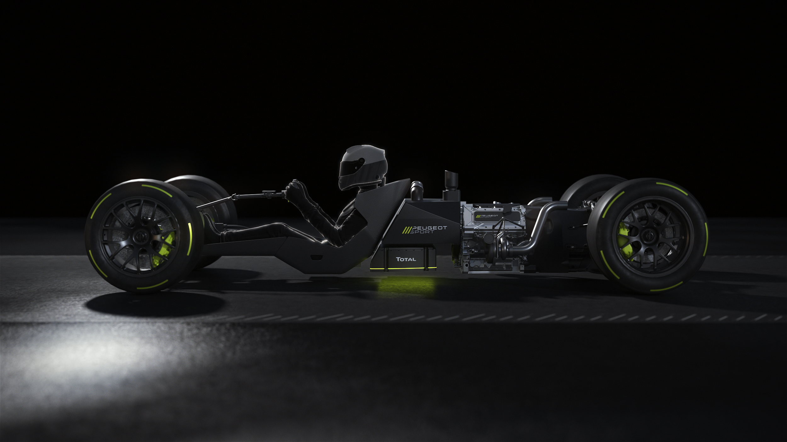 Peugeot dévoile les caractéristiques techniques du Powertrain de sa Le Mans Hypercar
