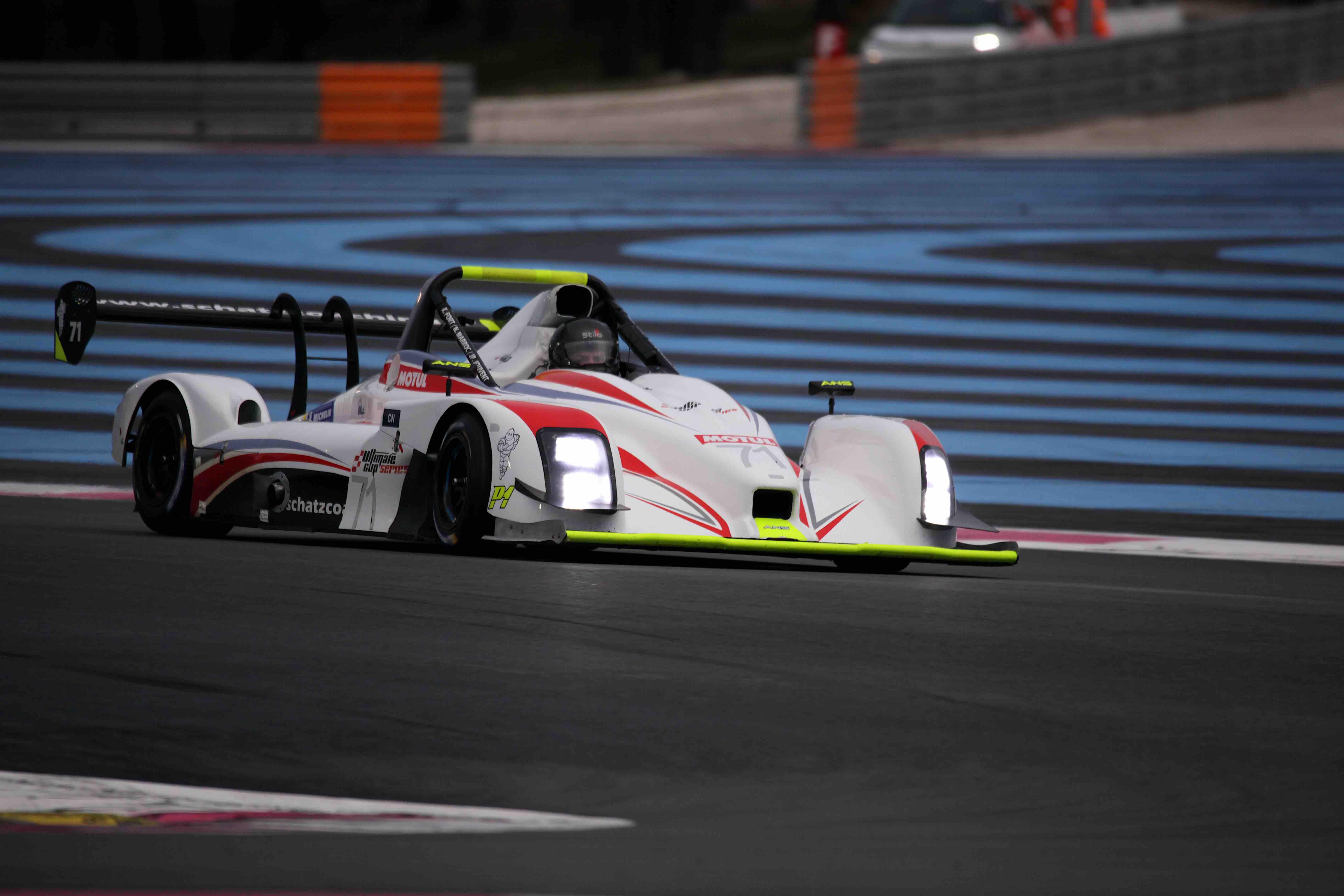 Ultimate Cup Series - Le Castellet : Bruce Jouanny, Antoine Doquin et Cool Racing l'emportent !